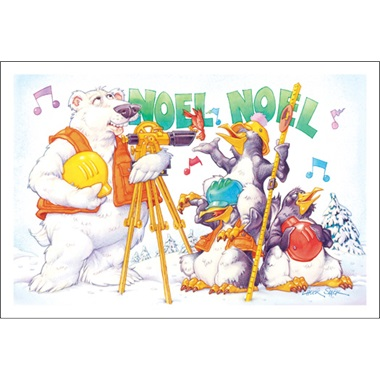 Noel Noel Singing Surveyors