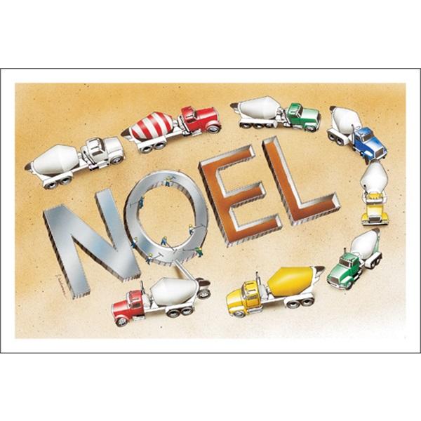 Noel Cement Trucks
