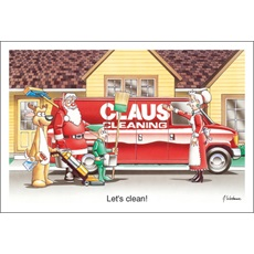 Claus Cleaning