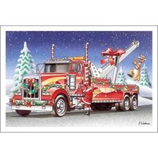 Big Rig Tow Truck