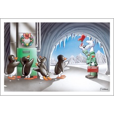 Penguins Get A New Furnace