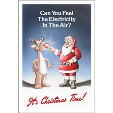 Feel the Electricity