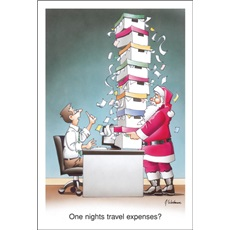 One Nights Travel Expenses?