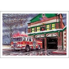 Brick Fire House