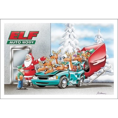 Elf Auto Body Repair