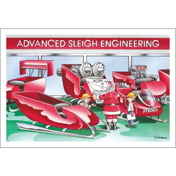 Advanced Sleigh Enginering