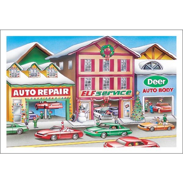 Auto Repair Row