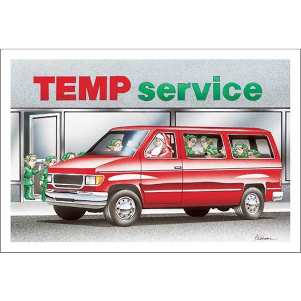 Santa's Temp Service