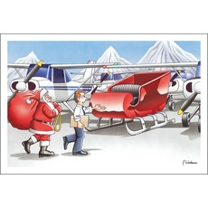 Here's Your Aircraft Santa