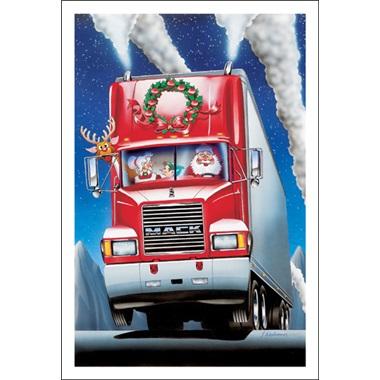 Full Trucking Ahead