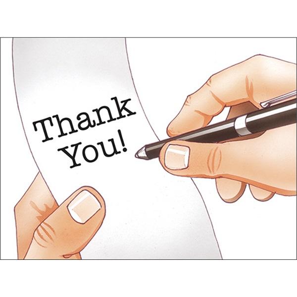 Thank You Writing Pen