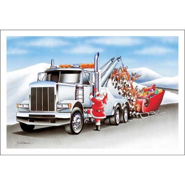 Santa's Tow Service