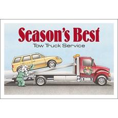 Season's Best Tow Truck
