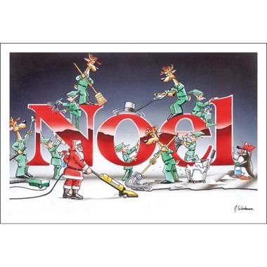 Noel Is All Clean