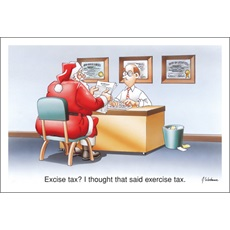Exercise Tax?