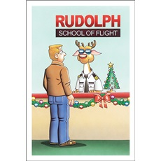 Rudolph Flight School