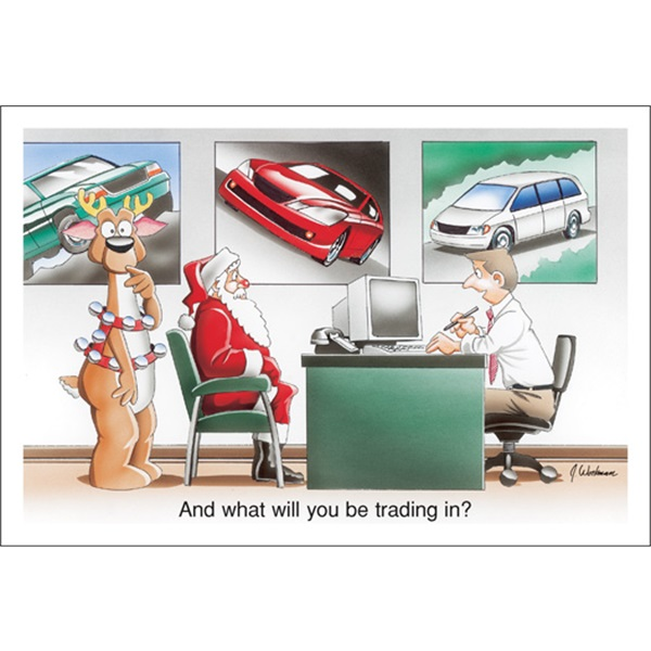 Are You Trading In?