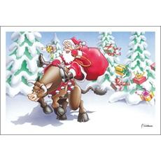 Ride 'Em Santa