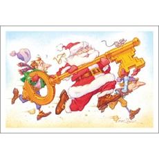 Santa's Has The Right Key