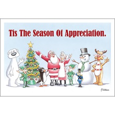 Tis The Season Of Appreciation