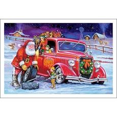 Christmas Express Flat Tire