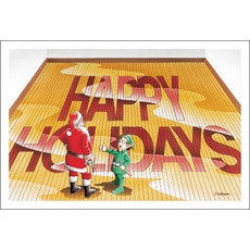 Happy Holidays In Laminate Flooring