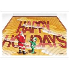 Happy Holidays In Laminate Flooring