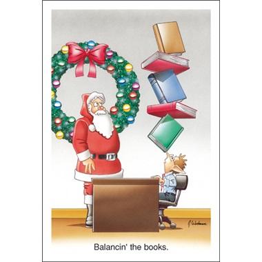 Balancin' The Books