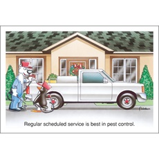 Regular Scheduled Service Is Best In Pest Control