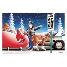 Speed Limit 35