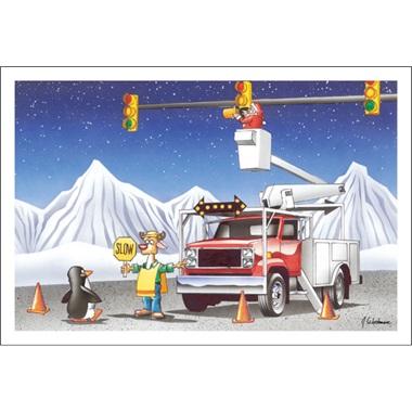 Traffic Light Repair