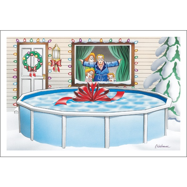 New Pool For The Holidays