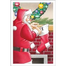 Santa Has The Right Key