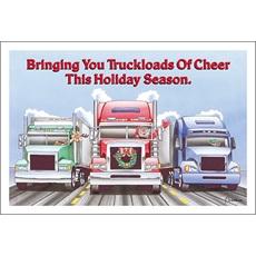 Truckloads of Cheer