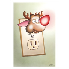 Rudolph Night Light