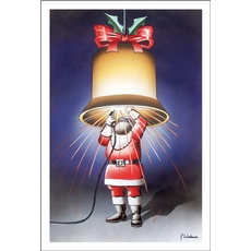 Santa Welds The Bell