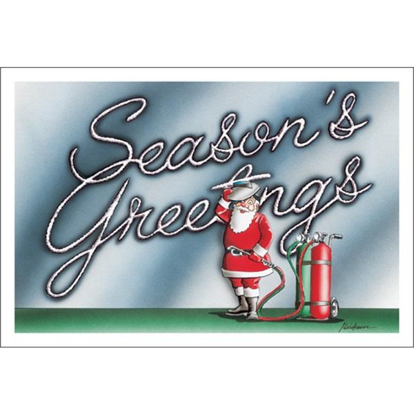 Season's Greetings From Me