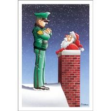 Santa Not Again?