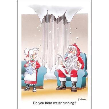 Do You Hear Water?