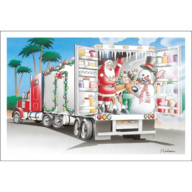 Refrigerated Truck