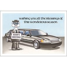 Mr. Seasons Greetings