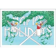 Happy Holiday Tree Trim