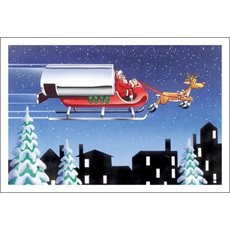 Santa's Flying Fuel