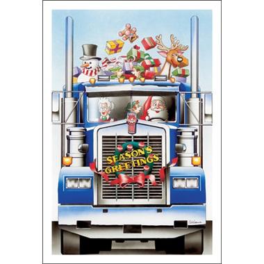 Season's Greetings Trucking