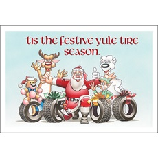 Yule Tire Season