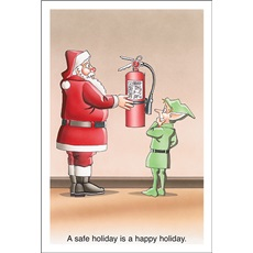 Safe & Happy Holiday