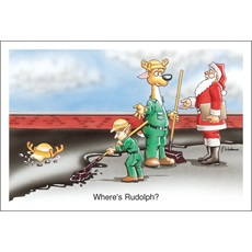Rudolph In Roofing Cement