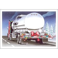 Fuel Hauling Truck