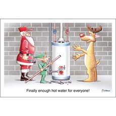 Hot Water For Everyone