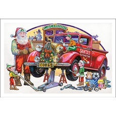 Santa's Automotive